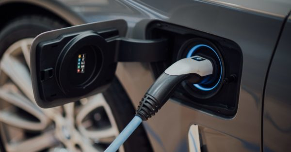 EV supply chains provide power and supplies to electric vehicles